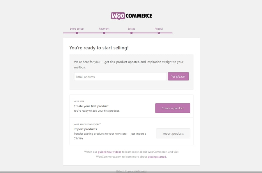 15684 WooCommerce или Shopify: создание интернет магазина