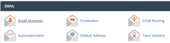 email-account-section-in-cpanel